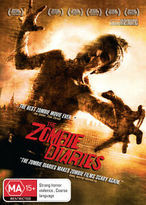 Zombie Diaries (DVD) - AUN0096 (limited stock)