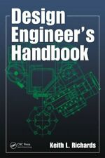 Design Engineer's Handbook by Richards  New 9781439892756 Fast Free Shipping-,