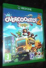 Overcooked! 2 XBOX ONE XB1 NEW SEALED Free UK p&p UK SELLER