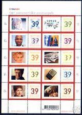 Nederland NVPH 2182-91 Vel Persoonlijke Postzegels Bijzonder 2003 Postfris