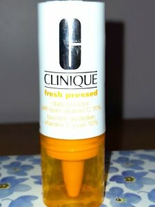 😁 CLINIQUE FRESH PRESSED DAILY BOOSTER WITH PURE VITAMIN CONTENT 8.5 ml