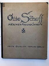 Otto Schoff, Originalgraphik, Graphik, Lithographien, Erotica, Erotische Kunst