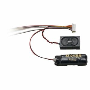 DigiTrax PX112-10 - Power Xtender for 10 pin Sound Decoders   - HO Scale