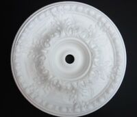 Decorators Bargain - 1 x Polystyrene Ceiling Rose 490mm // FREE P&P Shop Soiled