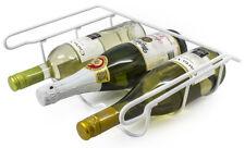 Kitchen Refrigerator Metal Wine Storage Rack Hanging Can Bottle Holder Organizer
