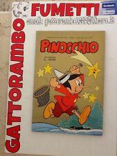 Pinocchio N.33 Anno 76 Edicola