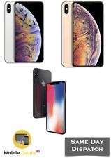 Apple iPhone X & iPhone XS MAX 64GB  Unlocked iOS Smartphone 4G LTE
