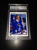 Mats Sundin Signed 1990-91 Upper Deck Rookie Card PSA Slabbed #83703524