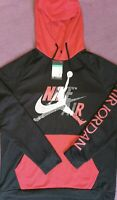 NIKE AIR JORDAN JUMPMAN CLASSICS MENS PULLOVER HOODIE NEW WITH TAGS SIZE XL