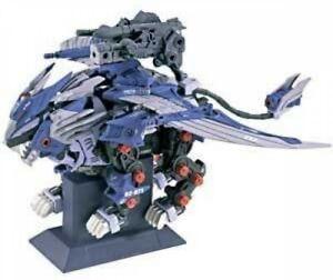 TAKARA TOMY Zoids Liger Zero Phoenix Scale 1/72 RZ-071 Japan