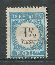 Nederland Port   4 A II met puntstempel 234 (Vlijmen)