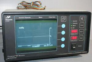 Ohmeda 2300 Finapres Blood Pressure Monitor