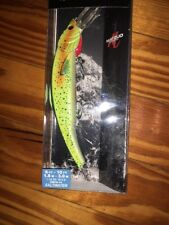 "Matzuo 5 1/2"" Kinchou Minnow Saltwater Fishing Lure 1.5 Oz Dives 6-10' Dorado"