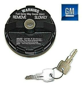 79-86 Chevy GMC Full Size Truck Locking Vented Gas Fuel Filler Cap NEW GM 147