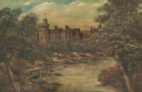 G. Childs - Signed Early 20th Century Oil, Conwy Castle, Wales