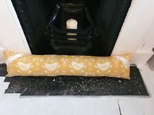 Door draught excluder cushion
