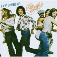 *NEW* CD Album Chicago - Hot Streets (Mini LP Style Card Case)