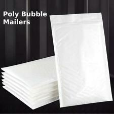 000 7 Poly Bubble Mailers Padded Envelopes Shipping Bag Self Seal 25 2000