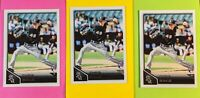 2011 Topps Lineage CHRIS SALE RC White Sox 3 card lot