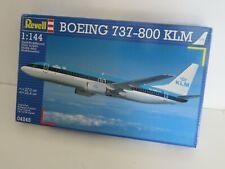Revell 1/144 Boeing 737-800 KLM