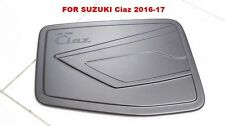 MATT BLACK TANK OIL CAP COVER TRIM SPORTS NEW SUZUKI CIAZ 2016-17