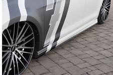 Rieger Seitenschwelleransatz für VW Golf 7 mit R-Line Seitenschweller