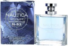 Nautica Voyage N83 By Nautica For Men EDT Cologne Spray 3.4oz Damaged Box New