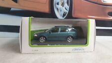 ABREX MODELS - 2004 SKODA OCTAVIA COMBI - METALIC GREEN - 1/43 SCALE MODEL CAR