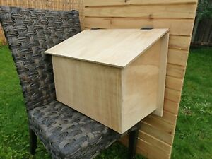 Chicken nest boxes UPGRADE for Coop  - double size Coop Nest box Chickens / Hens