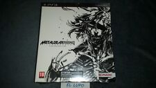 METAL GEAR RISING REVENGEANCE COLLECTOR PS3 SONY NEUF SOUS BLISTER VF