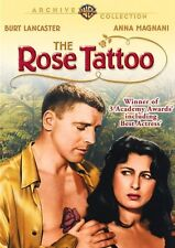 The Rose Tattoo DVD (1955) - Burt Lancaster, Anna Magnani, Daniel Mann