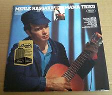 MERLE HAGGARD Mama Tried CAPITOL VAULTS 2009 REMASTER 180 GRAM LP Vinyl SEALED