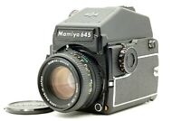 【N.MINT】 Mamiya M645 1000S w/ Sekor C 80mm f/2.8 N + AE Prism Finder  From JAPAN