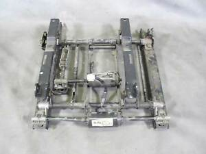BMW Z3 Roadster Coupe Left Front Drivers Seat Frame Rail Cradle w Motors 96-02