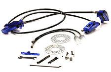 BAJ226BLUE Integy Billet IV Hydraulic F Brake System for HPI Baja 5B, 5T & 5SC