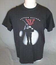 Vintage Luther Allison 1994 Soul Fixin' Man Concert Tour T-Shirt Size Large