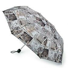 Fulton stowaway deluxe - 2 parapluie old news