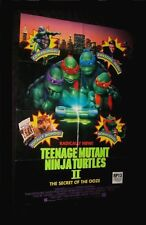 GOLDEN HARVEST D/S INTERNATIONAL TEENAGE MUTANT NINJA TURTLES II Vanilla Ice