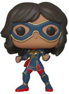 FUNKO POP! MARVEL: Avengers Game - Kamala Khan (Stark Tech Suit) [New Toy] Vin