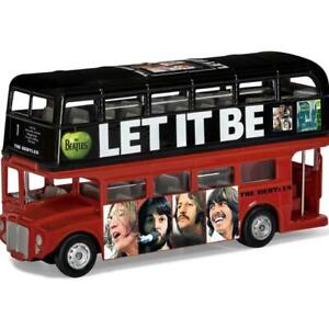 Corgi CC82341 1/64 The Beatles Let It Be London Bus Brand New