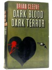 Dark Blood, Dark Terror Cleeve, Brian 1966 Book 18313