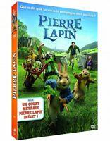 Pierre Lapin (Domhnall Gleeson, Rose Byrne, Will Gluck) DVD NEUF