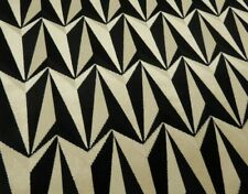 Romo Origami Rockets Monochrome Velvet Eley Kishimoto Upholstery Retro Kirkby