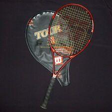 Wilson PowerHoles Dlx 4 3/8 Tennis Racquet Needs Stringing #9182