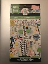 Happy Planner Travel stickers