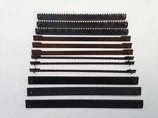 ✅ 6 Super Étroit bois lames de scie pour Obi Hobby-lux-450 Dekupiersäge ✅