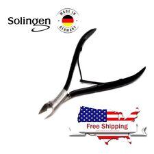 Hetzer Solingen Cuticle Nipper Inox Steel Professional Cutter Dead Skin Removal
