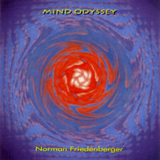 NORMAN FRIEDENBERGER Mind Odyssey NEW CD OOP Berlin School Tangerine Dream Ashra