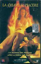 La chiave del piacere (The key to sex) (1999) Videocassetta NUOVA Maria Ford, Sc