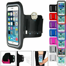 Sport Gym Running Jogging Armband Arm band Case Cover Pouch For Smart Phones GPS